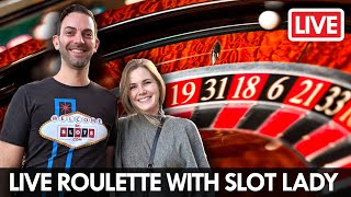 live-roulette-with-slot-lady-plaza-in-dt-vegas