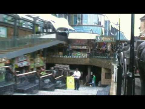 London - Camden Town - Stables Market