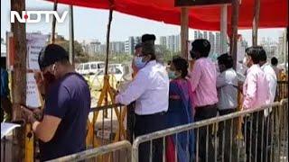 No Vaccines Available: Scene At Maharashtra Facility