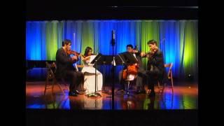 """Yalil Guerra: String Quartet Nº.2, """"La Catrina"""" Quartet."""