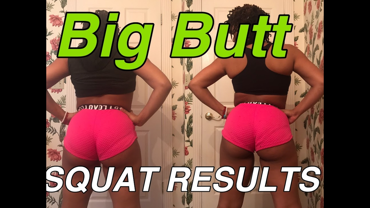 big butt squat results: 500 squats a day for 5days results bossbabe