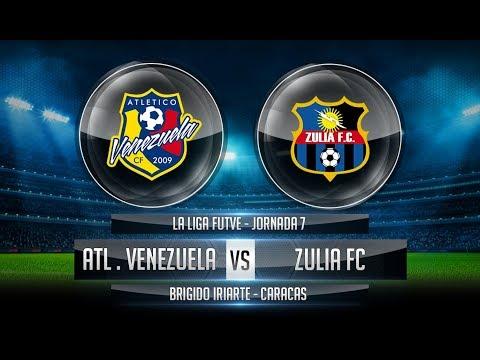 PES 6 Torneo Apertura 2018 J7 | Atletico Venezuela Vs Zulia FC