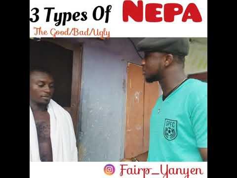 Three Types of Nepa