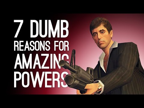 7 Dumb Reasons You Received Amazing Powers