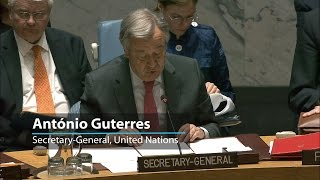 UN chief: Credible mechanisms for accountability are a must in South Sudan
