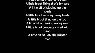 Mambo Number 5-Bob the builder man