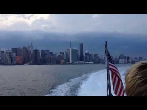 NY Waterway one of best New York Attractions.