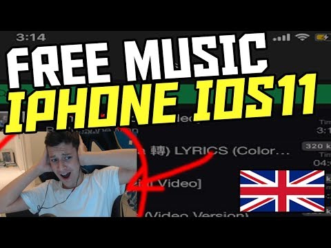 *IPHONE* HOW TO DOWNLOAD / LISTEN TO MUSIC FOR FREE - NO WIFI (Iphone Free Music No Wifi App)