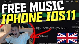 Video *IPHONE* HOW TO DOWNLOAD / LISTEN TO MUSIC FOR FREE - NO WIFI (Iphone Free Music No Wifi App) download MP3, 3GP, MP4, WEBM, AVI, FLV November 2018