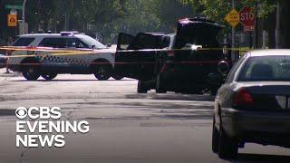 5 cops killed in 9 days across U.S.