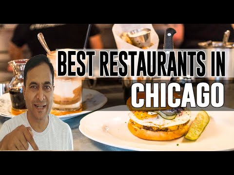 Best Restaurants Places To Eat In Chicago Illinois Il