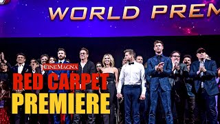 Avengers Endgame World Premiere Dazzles With Epic and Emotional Ending
