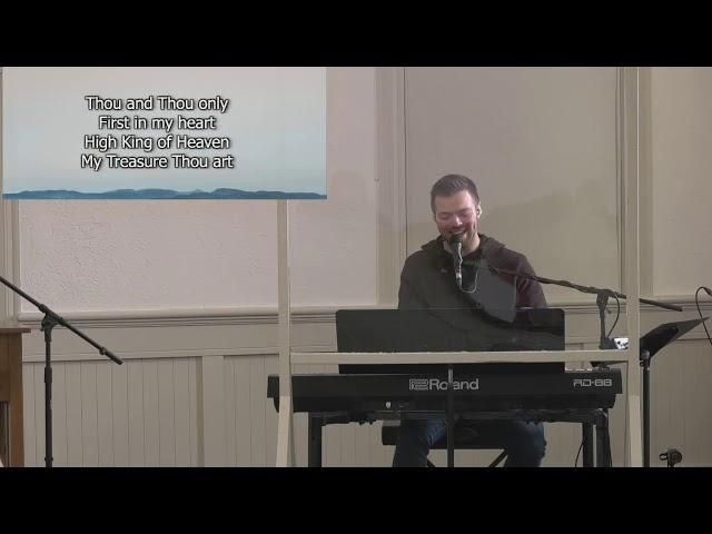 Caledonia Congregational Church Live Stream - January 24, 2021