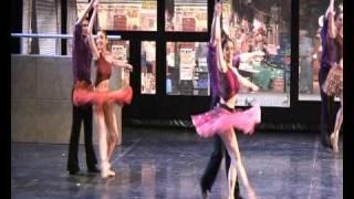 El Quijote barcelonés danza con el ballet de David Campos
