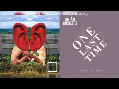 [#OneLoveManchester] Clean Bandit & Ariana Grande - Symphony / One Last TIme (Mashup)
