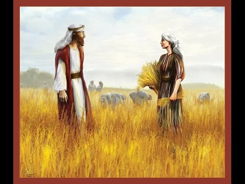 The Book Of Ruth, Part 2, Bible Stories For Adults