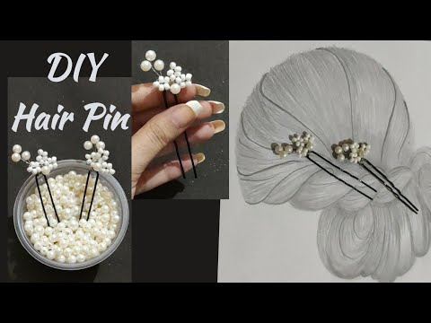 pearl-hair-pin-diy/-decorative-juda-pin/hair-accessories-diy