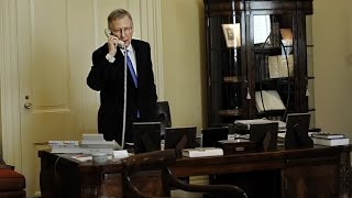 American Artifacts Preview: Senator Mitch McConnell's Republican Leader's Suite