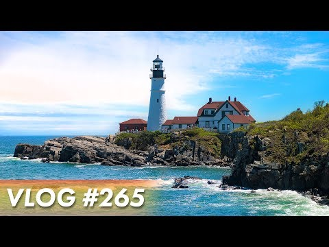 THIS PLACE IS BEAUTIFUL! - Portland, Maine