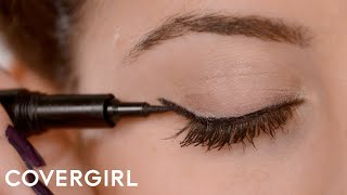 How to Apply Eyeliner: Cat Eye Makeup | COVERGIRL
