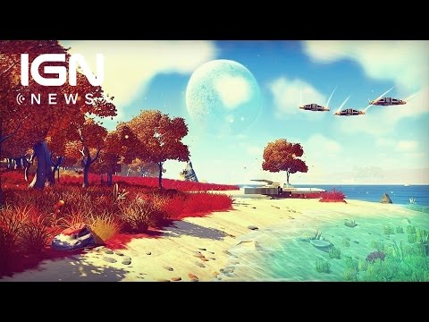 European No Man's Sky Copies Have Sticker Covering Online Play Logo - IGN News