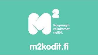 Vihdoin omaa aikaa - M2-Kodit radiomainos 06/2019