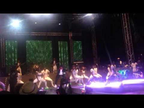 DJ Hazan   Sho Mo performance at Access Mavin Concert by Iceberg Slim & Reekado Banks x264