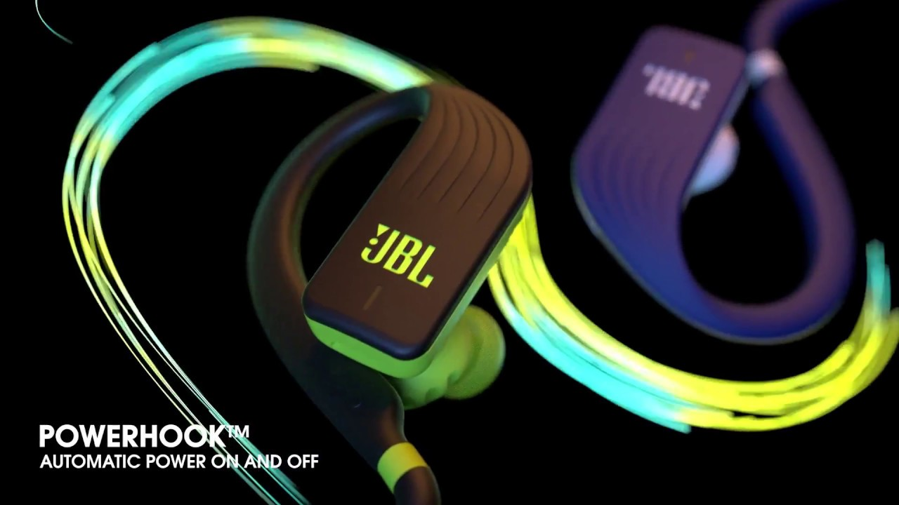 e33ef303394 JBL Endurance JUMP Headphones - YouTube