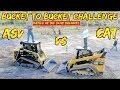 Caterpillar 289D vs ASV 75- Battle of the 74 hp skid steers