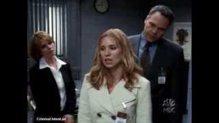 L&O CI Bobby Goren & Nicole Wallace (Bring me to life)
