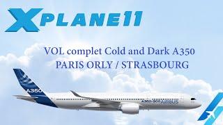 En FRANCAIS A350 Flight Factor HD X-PLANE 11