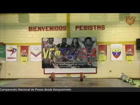 Campeonato Nacional de Pesas