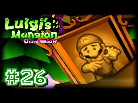 Luigi's Mansion Dark Moon - (1080p) Part 26 - E-3 A Train To Catch