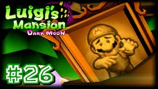 Luigi's Mansion Dark Moon - (1080p) Part 26 - E-3 A Train To Catch