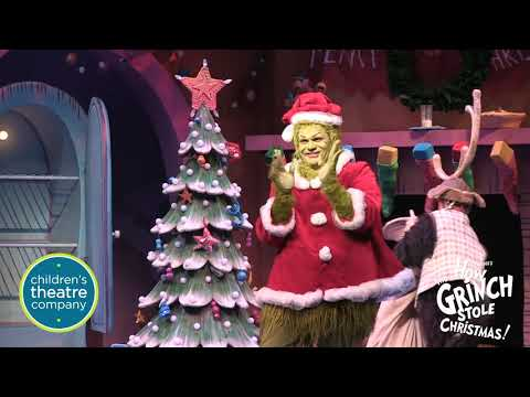 Dr. Seuss's How the Grinch Stole Christmas! at Children's Theatre Company
