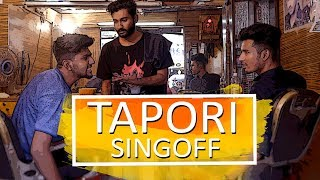 Tapori Indian Sing Off | Dhruvan Moorthy , Rajneesh Patel | Tamil , Marathi and Hindi Songs