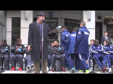 Sydney FC And Premier League Stars In Wellington Meet And Greet