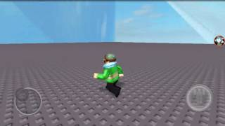 Shooting stars in ROBLOX