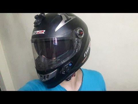 LS2 Bluetooth Helmet Review