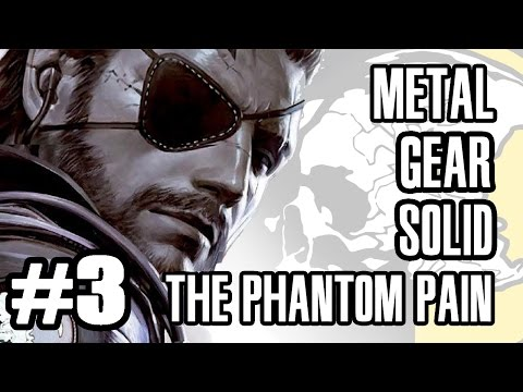Best Friends Play Metal Gear Solid V - The Phantom Pain (Part 3)