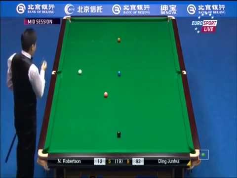 Snooker China Open 2015 Final Mark Selby vs Gary Wilson