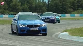 AutoMoto | Mission | Στις Σέρρες με BMW M2, M4 και M5!