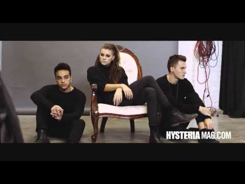 PVRIS Hysteria Magazine Photoshoot Behind the Scenes
