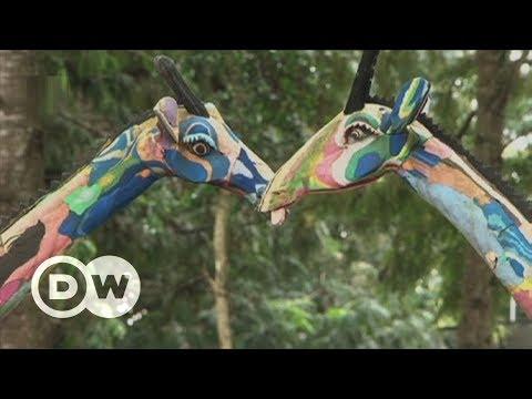 Kenya's flip-flop revolution | DW English