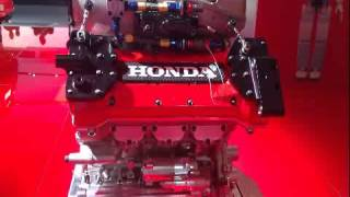 Honda Formula1 2015 Turbo Sound! HAMMER! Mclaren - Honda is back!