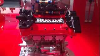 Honda Formula1 2015 Turbo Sound! HAMMER! Mclaren - Honda is back!