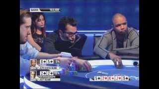 Европейский Покерный Тур 9. PCA. Турнир суперхайроллеров 1/4