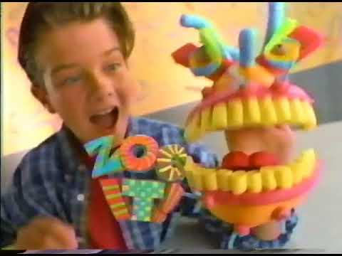 Kids WB Commercial Break (November 1996)