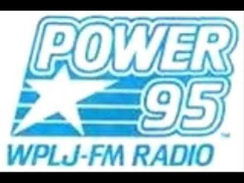 WPLJ 95.5 New York, NY - 20 November 1987