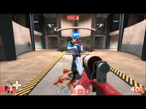 A huge problem with TF2 projectile hitboxes